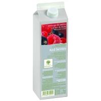 Пюре Ravifruit Красные ягоды 1кг