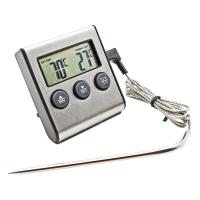 Термометр с выносным щупом HENDI