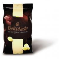 Шоколад белый. Belcolade Blanc Selection. 1000гр